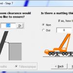 Le logiciel CompuCrane de Manitowoc