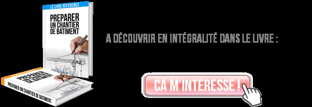 CHAPITRE PREMIUM à retrouver dans le livre PREPARER UN CHANTIER DE BATIMENT