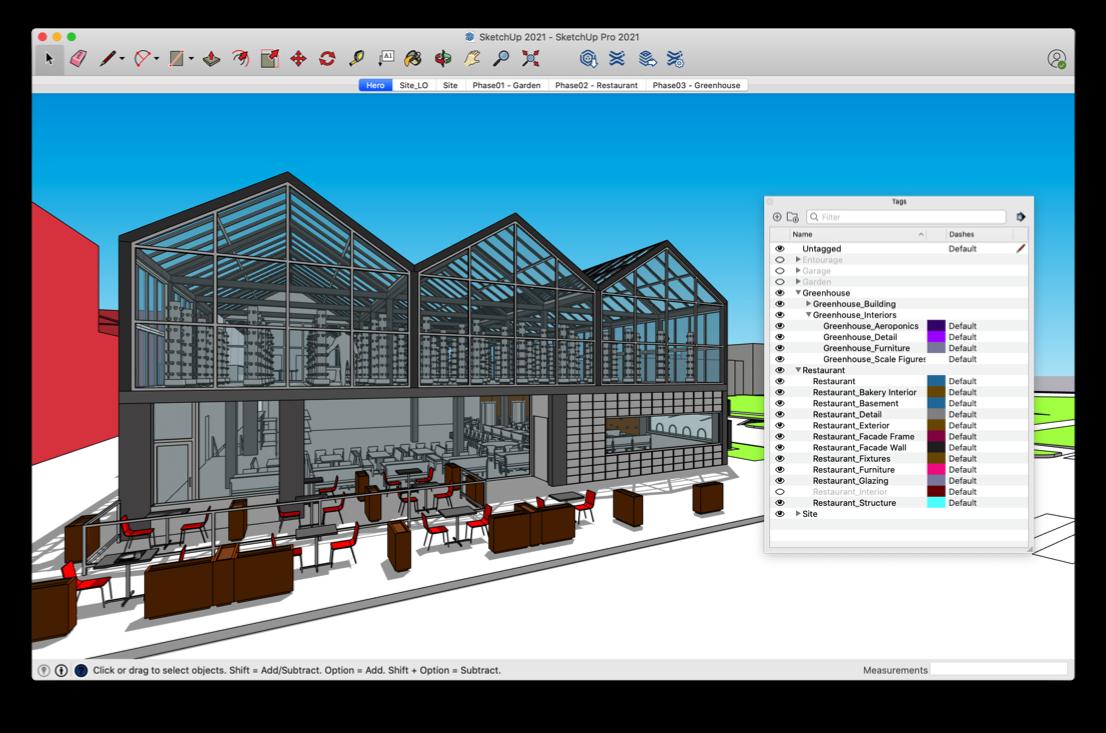 Sketchup : logiciel de modélisation 3D simplifié