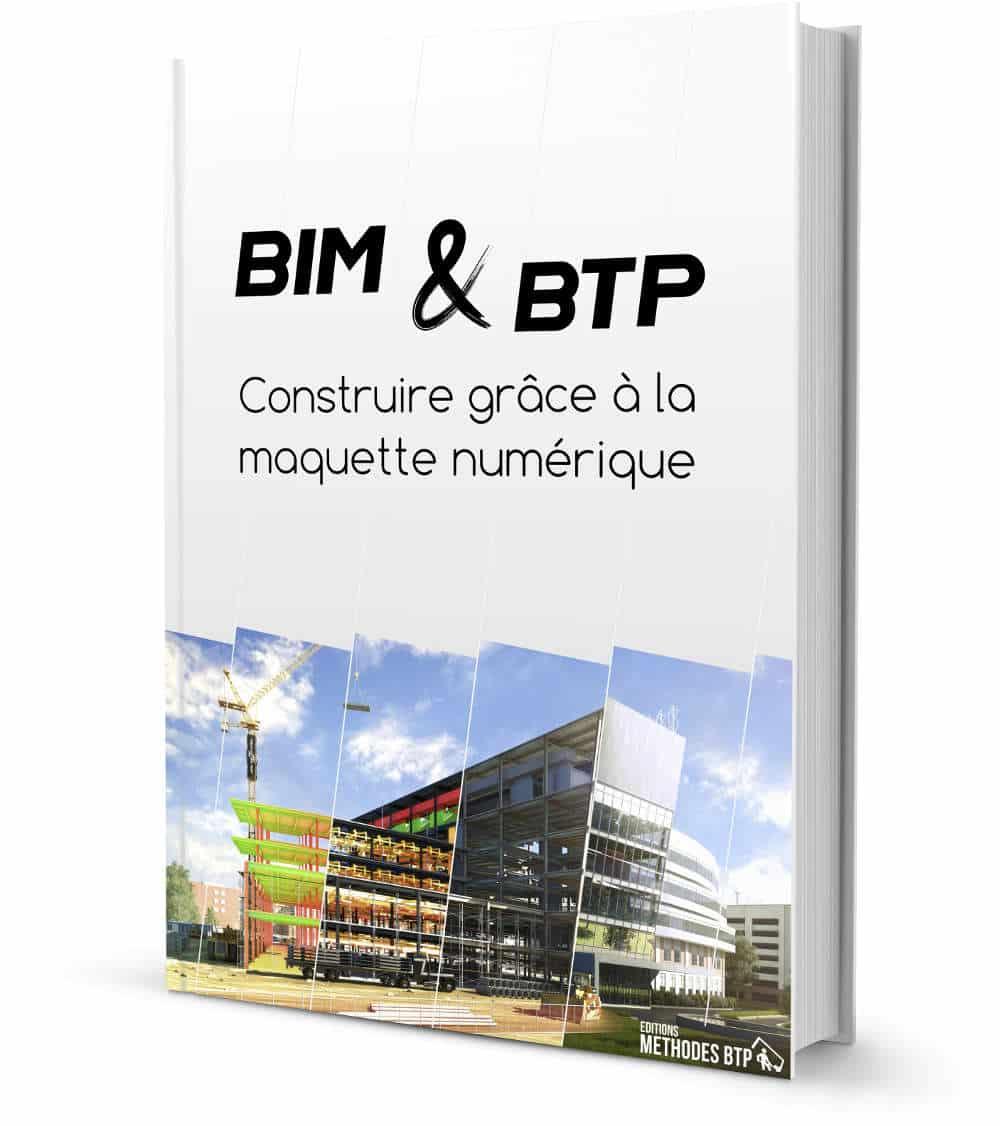 Livre BIM & BTP / Construire grâce à la maquette numérique