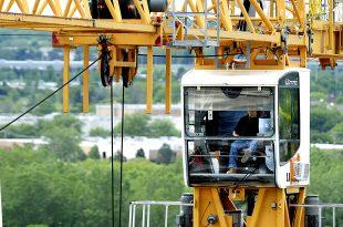 Amélioration des conditions de travail dans les grues à tour